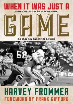 Remembering First Superbowl Book
