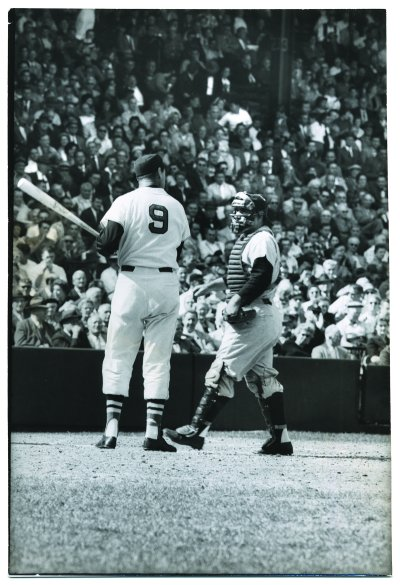 1960 Williams, Berra