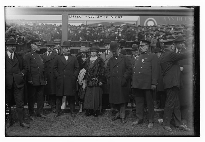 yankees opening day 1927